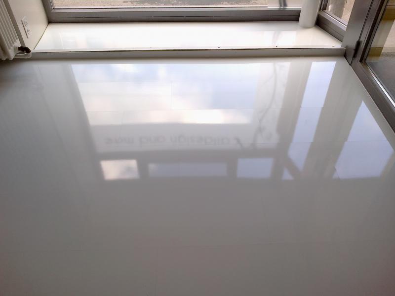 Linoleum Weiss Hochglanz Bodenbelag G 252 Nstig Kaufen Auf