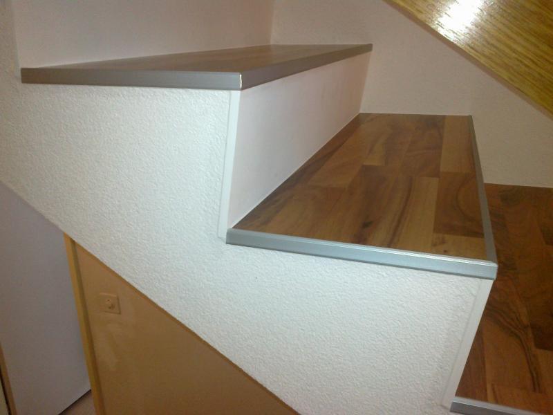 pin treppe mit laminat in rostock on pinterest. Black Bedroom Furniture Sets. Home Design Ideas