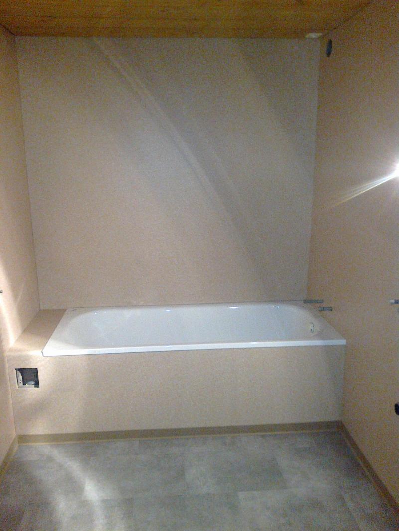 Badezimmer 3X3 Meter